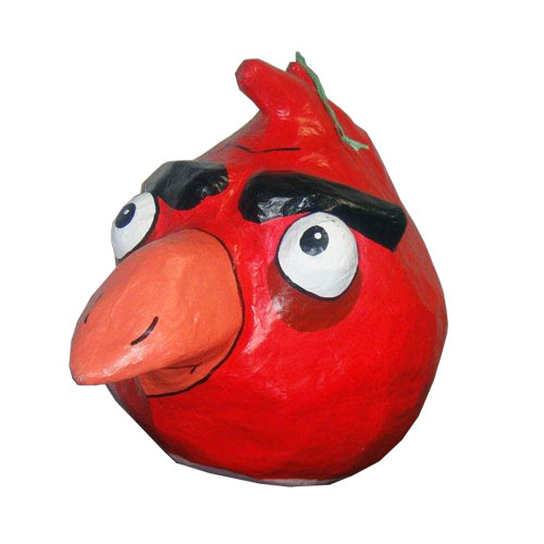 ANGRY RED BIRD LISO