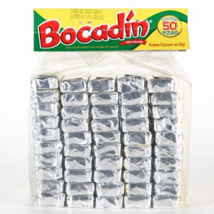 BOCADIN CHOCOLATE 12/50