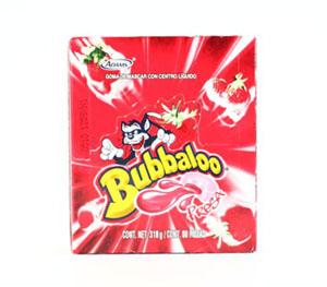 BUBBALOO FRESA 32/60