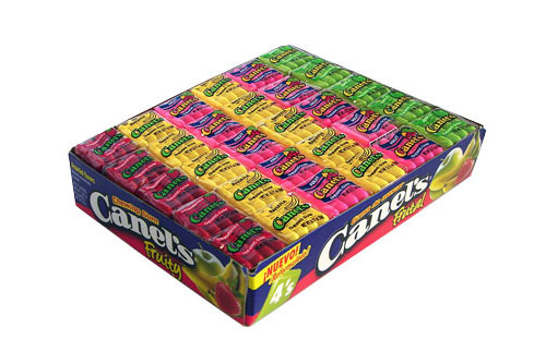CANEL'S CHICLE FRUTAS 40/60