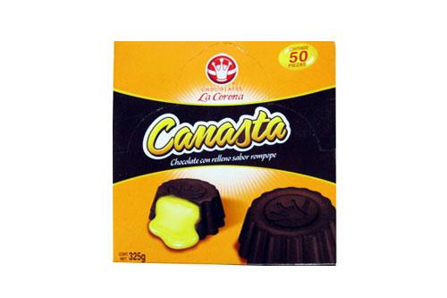 CORONA CANASTA DE ROMPOPE 24/50