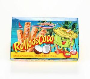LA PALOMA ROLLITOS DE COCO 12/20