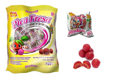 VERO PICA FRESA 24/100