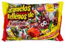 D.L.R CARAMELOS RELLENOS DE PULPARINDO 24/100